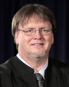 Judge David Trimmer