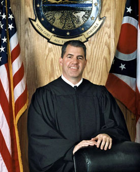 Judge Patrick Harris